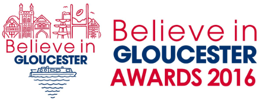 Believe in Gloucester Awards Banner