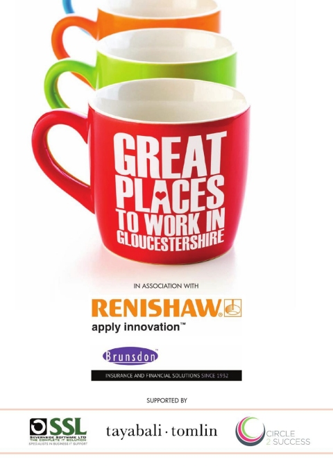 Great Places to Work in Gloucestershire