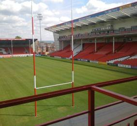 SSL sponsor Gloucester Rugby Business Club.